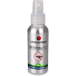 Natural 30+  Repellent Spray - 100ml - Box of 10