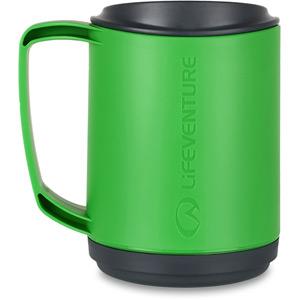 Lifeventure Ellipse Insulated Mug - Green green