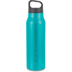 Lifeventure TiV Vacuum Bottle - Aqua blue