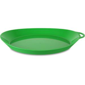 Lifeventure Ellipse Plate - Green green