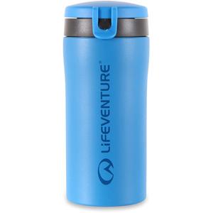 Lifeventure Flip-Top Thermal Mug - Blue blue