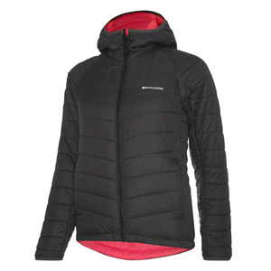 Isoler Insulated Reversible women's jacket