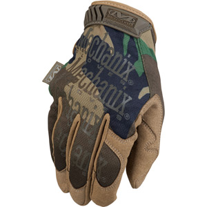 Mechanix Wear Original gloves woodland camo large wood
