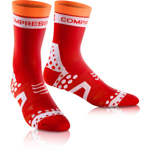 Racing socks ULTRALIGHT BIKE red T1