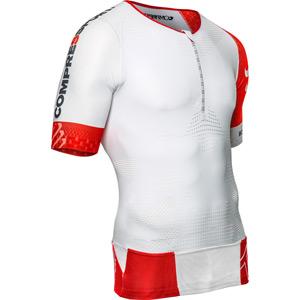 Pro Racing Triathlon TR3 Aero Top - White - Size M