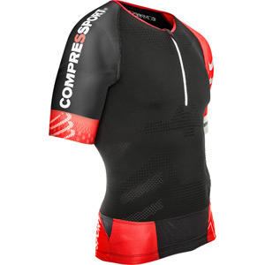 Pro Racing Triathlon TR3 Aero Top - Black - Size L