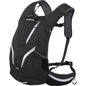 ROKKO 12L, All Round Daypack, Black