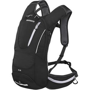 ROKKO 8L, All Round Daypack, Black