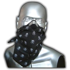 Bandit scarf skulls