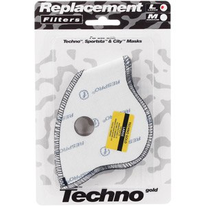 Techno filters large - pack of 2
