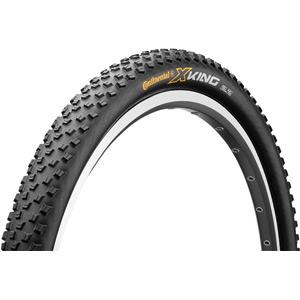 "Continental X King RaceSport 26 x 2.2"" Black Chili Folding Tyre black"