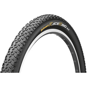 "Continental Race King RaceSport 26 x 2.0"" Black Chili Folding Tyre black"