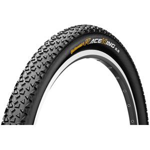 "Continental Race King RaceSport 26 x 2.2"" Black Chili Folding Tyre black"