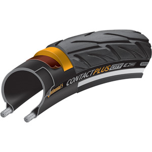 Continental CONTACT Plus City Reflex 700 x 37C black black