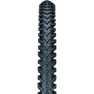 26 x 1.95 inch MTB XC knobbly universal tyre