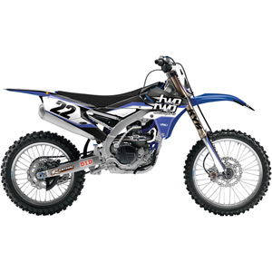 Two Two decal kit Yamaha YZ250F / 450F 09