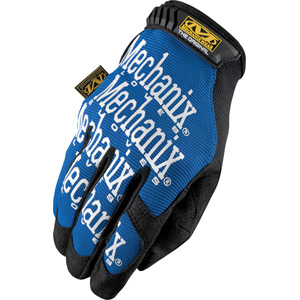 Mechanix Wear Original gloves blue large blue