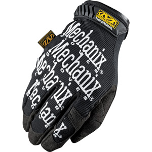 Original gloves black X-large
