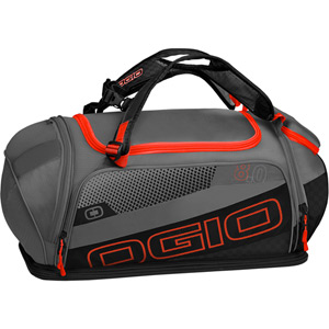 8.0 Endurance Kit Bag Dark Gray Burst