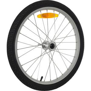Wheel for Adventure AT1 trailer