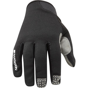 Roam men's gloves, black large