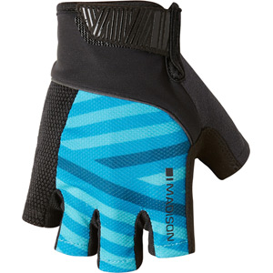 Sportive men's mitts, geo