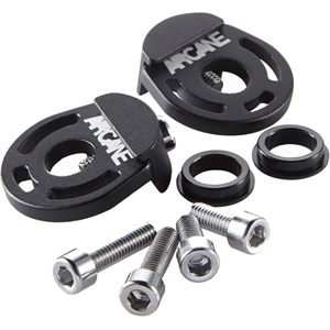Solidstate compact alloy chain tensioner black 10/14mm compatible