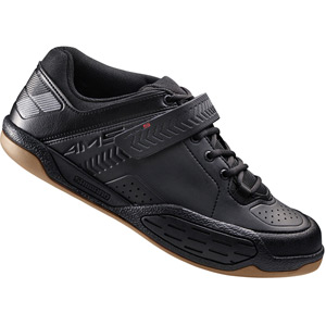 AM5 SPD shoes, black, size 46