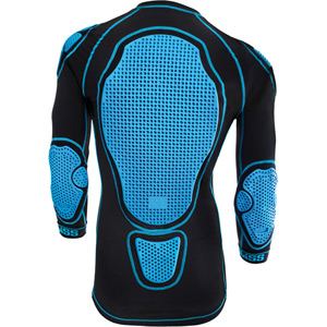Comp LD Top Comp Body Armour Small - Black