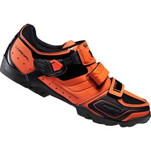 M089 SPD shoes, orange, size 43