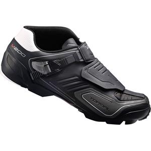 M200 SPD shoes, black, size 43