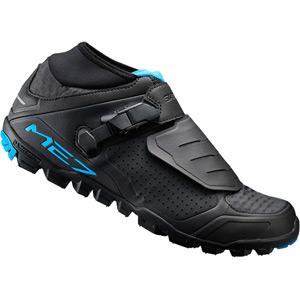 ME7 SPD shoes, black, size 47