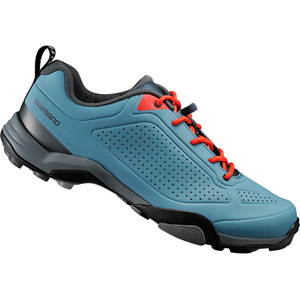 MT3 SPD shoes, blue, size 37