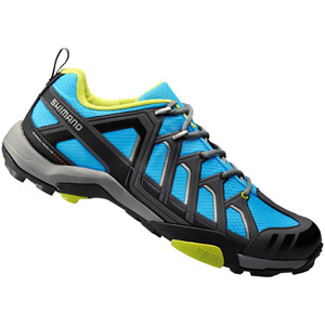 MT34 SPD shoes, blue, size 42
