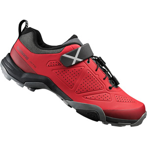 MT5 SPD shoes red size 47