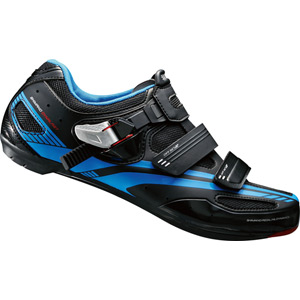 R107 SPD-SL shoes, black, size 42