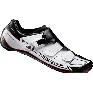 R321 SPD-SL shoes, white, size 45 wide