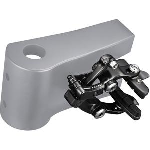 BR-5810 105 brake callipers, Direct mount, black, rear