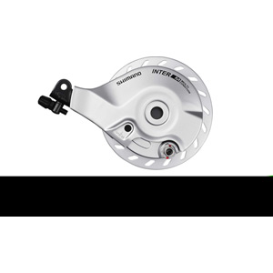 BR-IM45 rear roller brake, with 7.2 mm lock nut