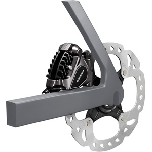 BR-RS805 road flat mount type hydraulic disc brake calliper, rear