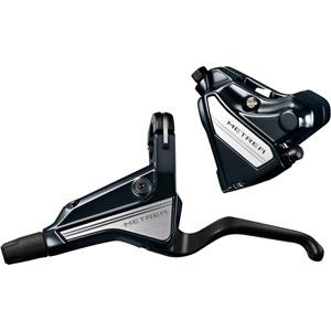 BR-U5000 / BL-U5000 Metrea bled brake set, flat mount, front and rear