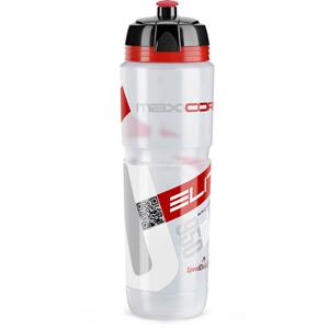 MaxiCorsa Bottle Biodegradable clear red logo 950 ml