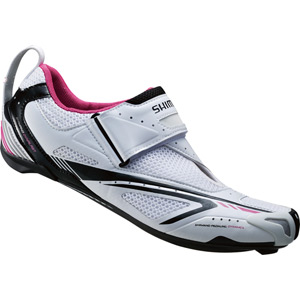 WT60 SPD-SL shoes, white / pink, size 37