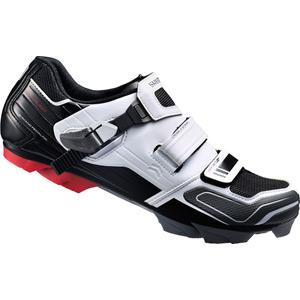 XC51 SPD shoes white / black size 45
