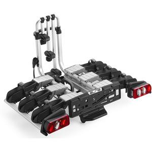 Dolomiti Ramp folding 3 bike towbar carrier 13 - pin