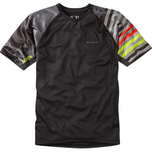 Zenith men's short sleeved jersey
