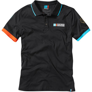 Madison Genesis Pro Team 2017 men's polo shirt