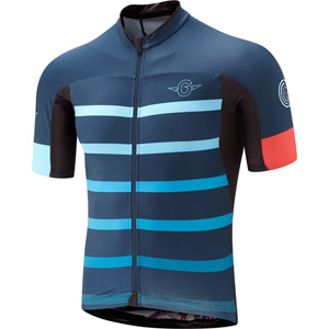 RoadRace Premio men's short sleeve jersey, Genesis Bicycle Club