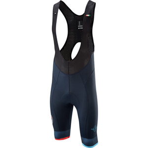 RoadRace Premio men's bib shorts, Genesis Bicycle Club
