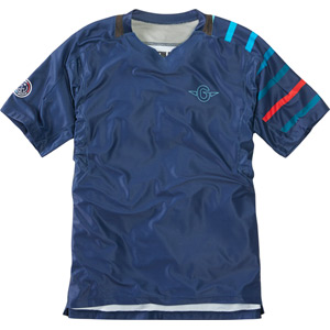 Flux Enduro men's short sleeve jersey, Genesis Bicycle Club